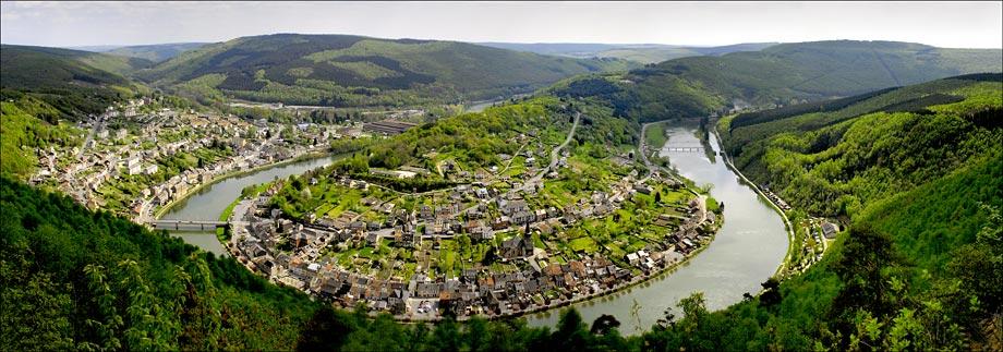 boucle de la Meuse à Monthermé
